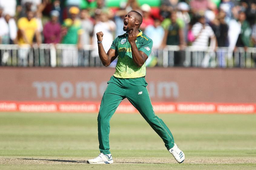 Phehlukwayo claimed two key wickets