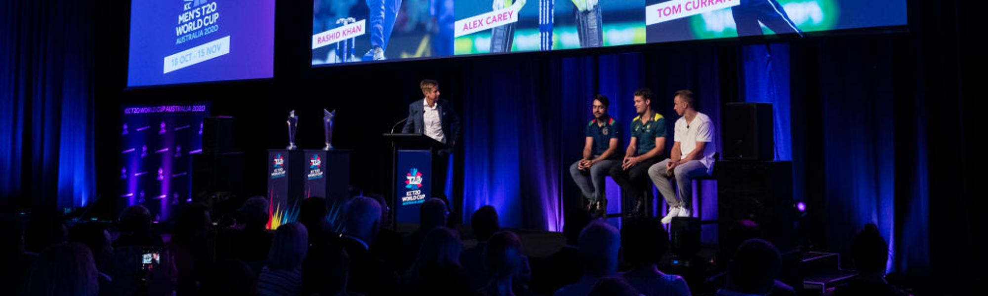 ICC T20 World Cup 2020 fixture launch