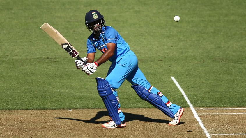 Rayudu's 90 ensured that he finished the series with more runs than any player from either side
