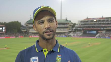 'Hat-trick in 2015 World Cup was quite a cool experience' – JP Duminy