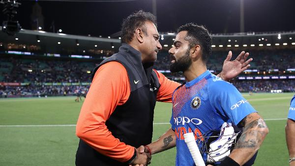 'The captain leads from the front' – Shastri hails Kohli's role in improved fitness