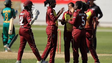 Windies had Pakistan all out for 70 – sealing a 146-run win