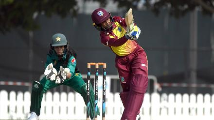 Pakistan v the Windies: 3rd ICC Women's Championship ODI in Dubai on 11 February 2019