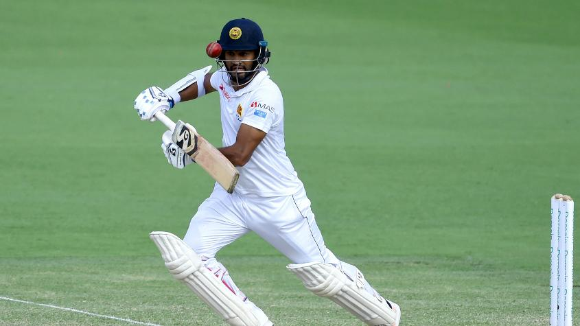 Karunaratne will stand as captain for the series in Chandimal's absence