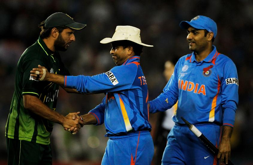 Pakistan have never beaten India at a World Cup