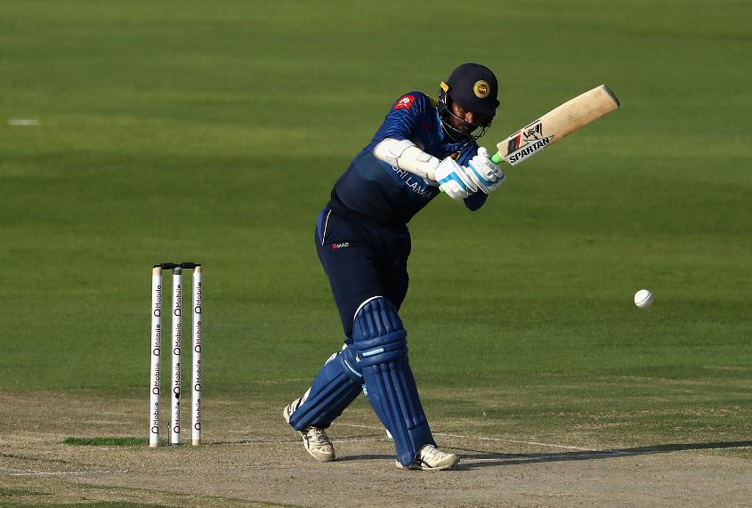 The experienced Upul Tharanga is back in the ODI set-up