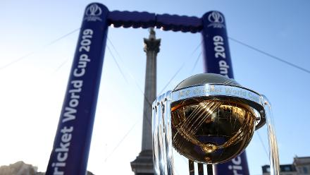 The ICC Cricket World Cup Trophy is set to visit over 100 locations and events before returning to London on May 30 for the tournament opener
