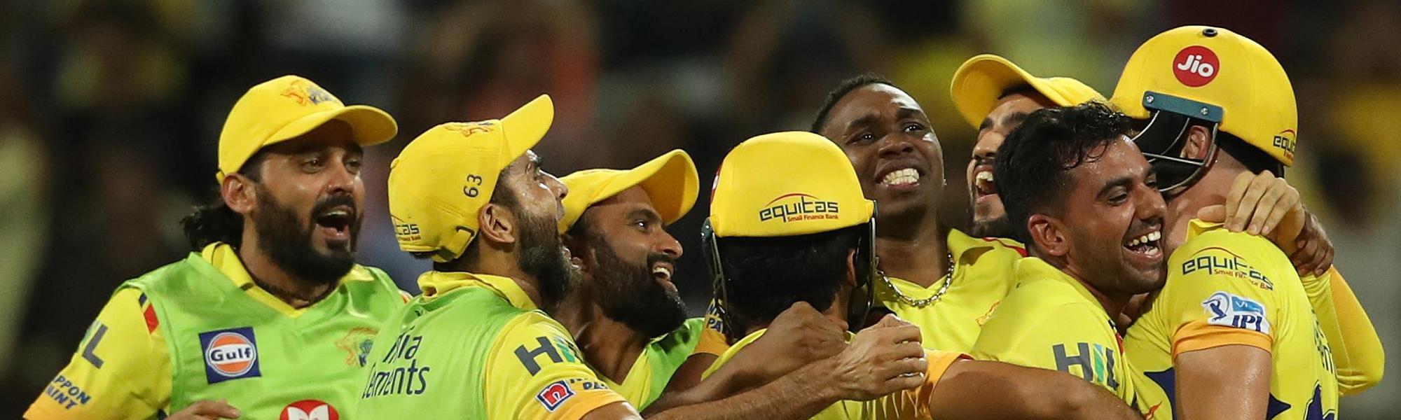 Chennai have impressed at IPL 2018 despite an ageing squad