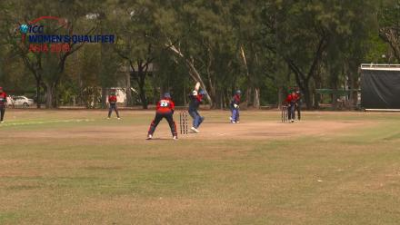 ICC Women's Asia Qualifier 2019: Thailand v Kuwait – Full-match highlights