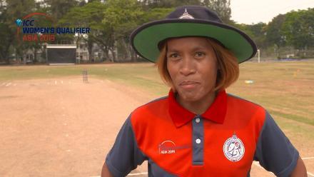 ICC Women's Asia Qualifier 2019: Thailand v UAE – Toss and captains interviews