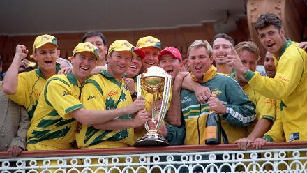 Australia lifted the trophy at the iconic balcony of Lord's Cricket Stadium – will history rewrite itself at the ICC Cricket World Cup 2019?