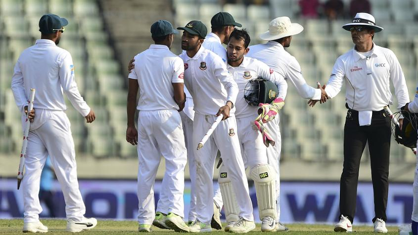 Bangladesh are still searching for their first Test win in New Zealand