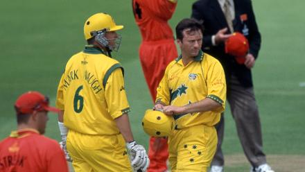 Did you know that the Waugh brothers were the only Australians to score centuries in the 1999 World Cup?