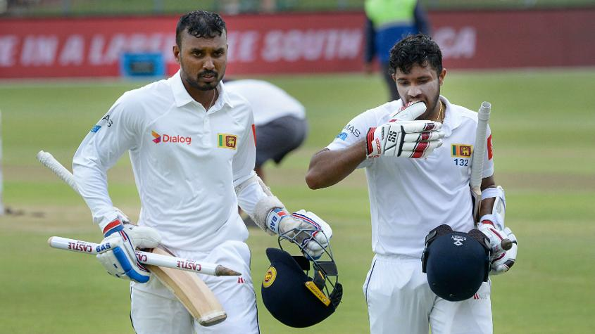 Mendis and Fernando shared an unbeaten 163-run stand to take Sri Lanka to victory at Port Elizabeth
