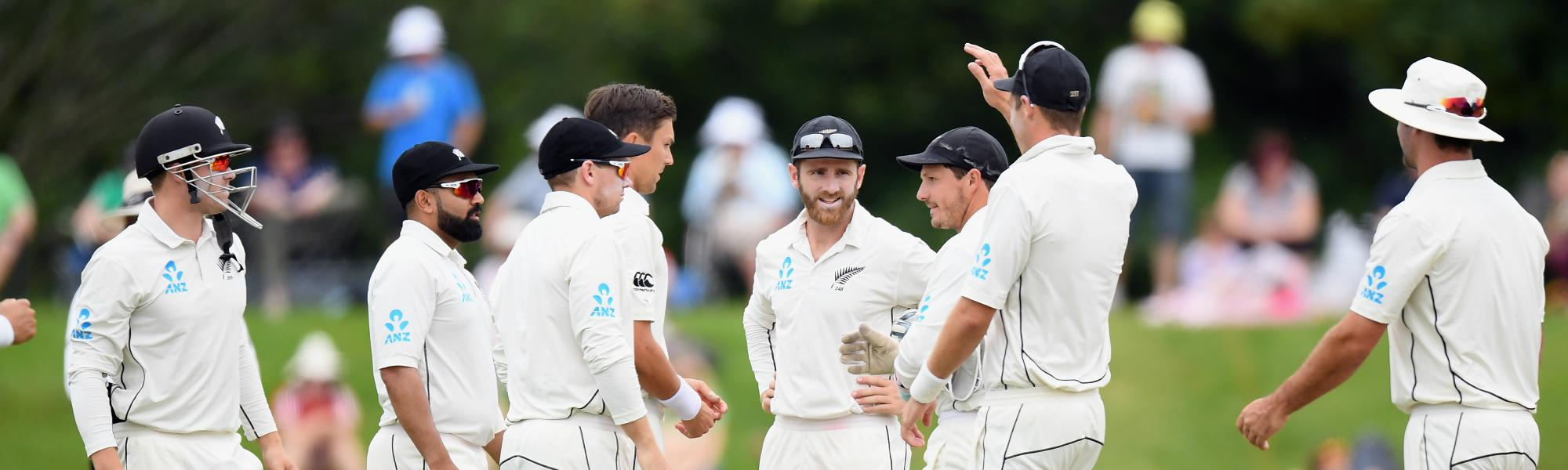 New Zealand are now just two points behind India in the Test rankings