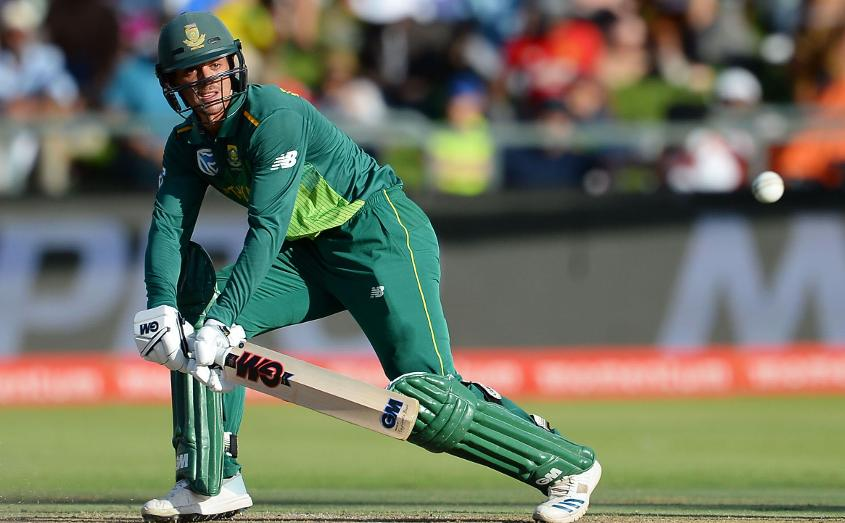 South Africa will rely heavily on Quinton de Kock's attacking brand of batsmanship