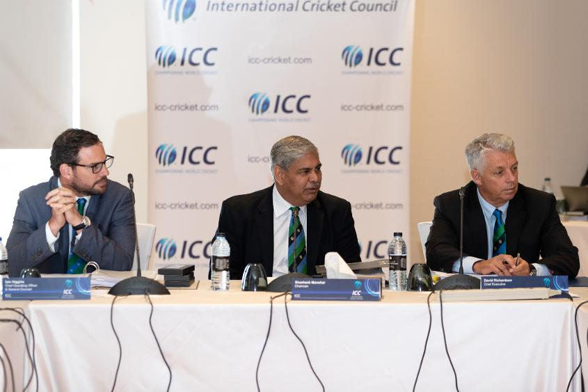 ICC Board Meeting Dubai