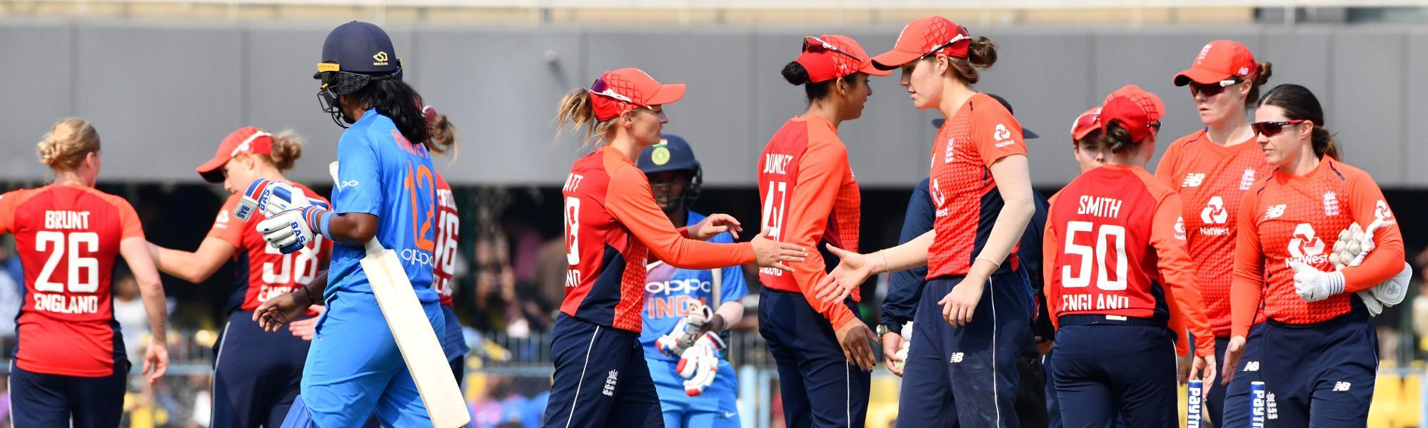 England Women – AFP