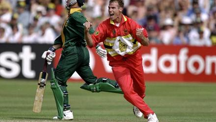 CWC Greatest Moments - Neil Johnson swings it Zimbabwe's way v South Africa in 1999