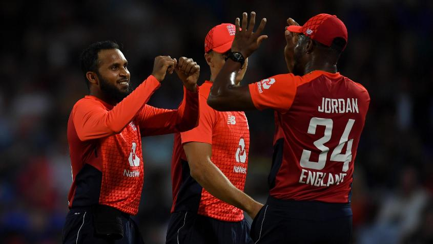 Adil Rashid struck good form in the ODIs against West Indies