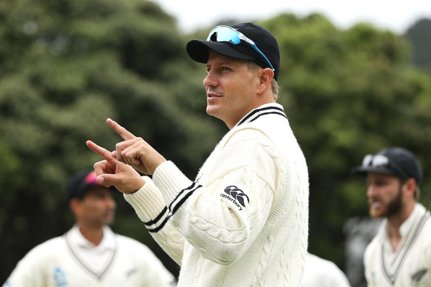 New Zealand's left-arm pacer Neil Wagner returned match figures of 9/73