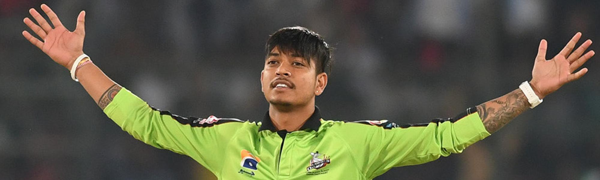 Sandeep Lamichhane reflects on 'lifetime experience' in Pakistan