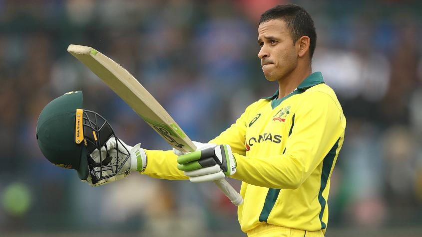 Khawaja's second ODI hundred helped set-up Australia's victory in the series decider