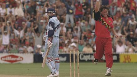 CWC Greatest Moments - England stunned by Eddo Brandes