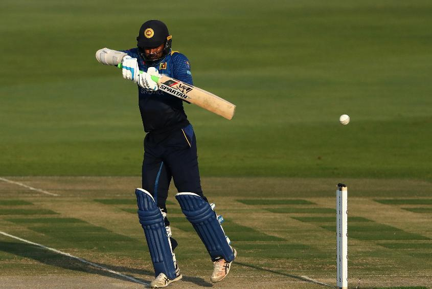 Upul Tharanga's experience of playing in South African conditions hasn't helped him or his team