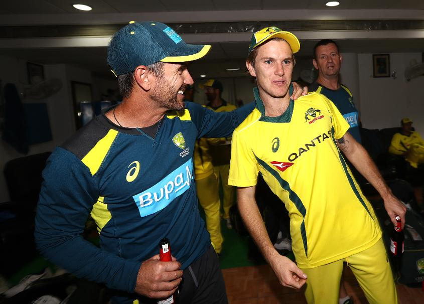 Justin Langer has tried to foster a new culture in the Australian dressing room