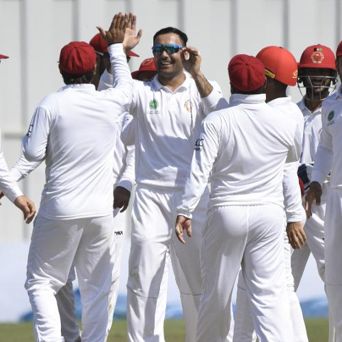 Afghanistan continue to sore high in world cricket!