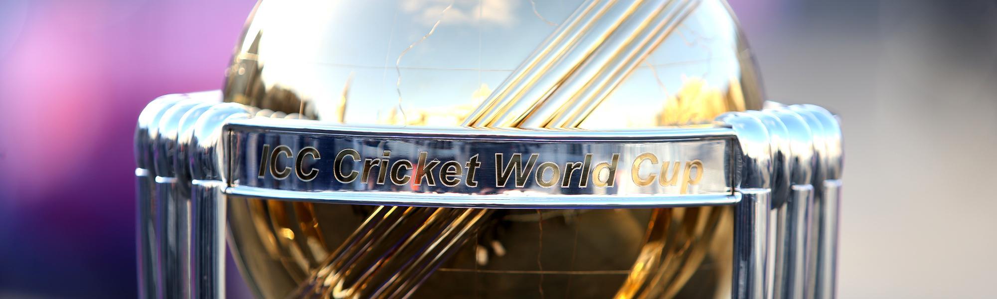 ICC Men's Cricket World Cup Trophy