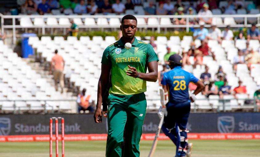 Sri Lanka may not have to worry as much about Lungi Ngidi, who troubled them with eight wickets in the ODI series