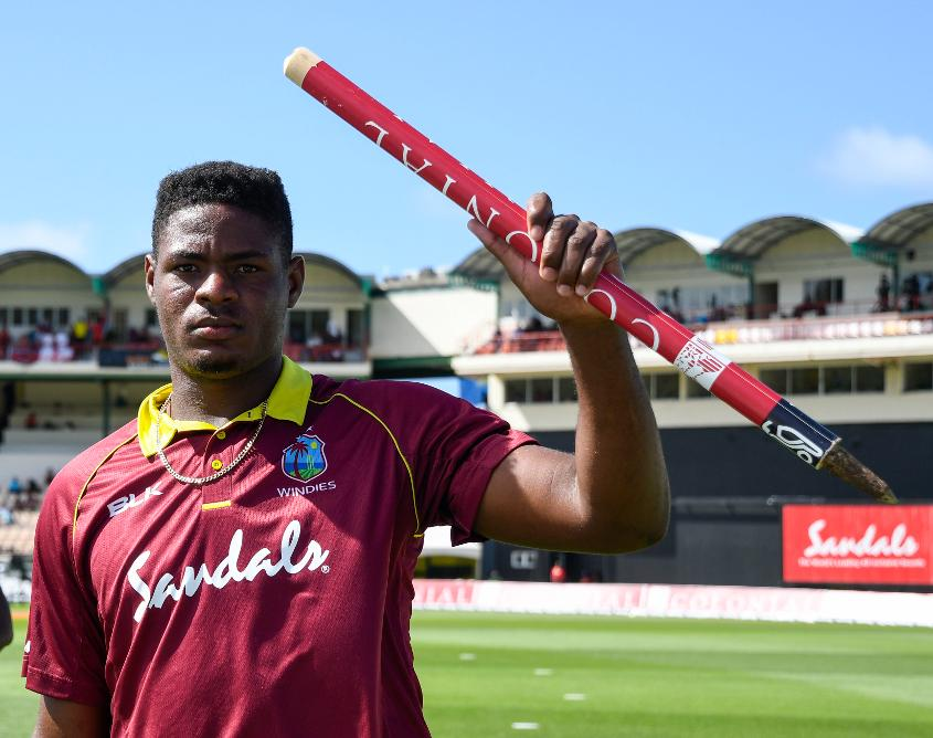 West Indies' Oshane Thomas will be making his IPL debut this year