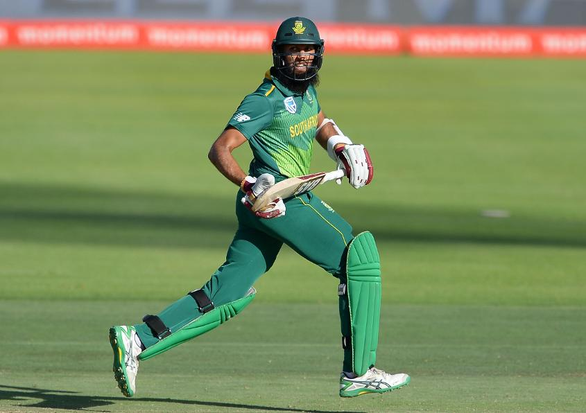 Hashim Amla has been out of international commission for nearly a month