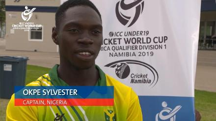 U19 CWC Africa Q: Sierra Leone v Nigeria: Highlights
