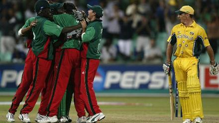 CWC Greatest Moments - Aasif Karim's dream spell in 2003