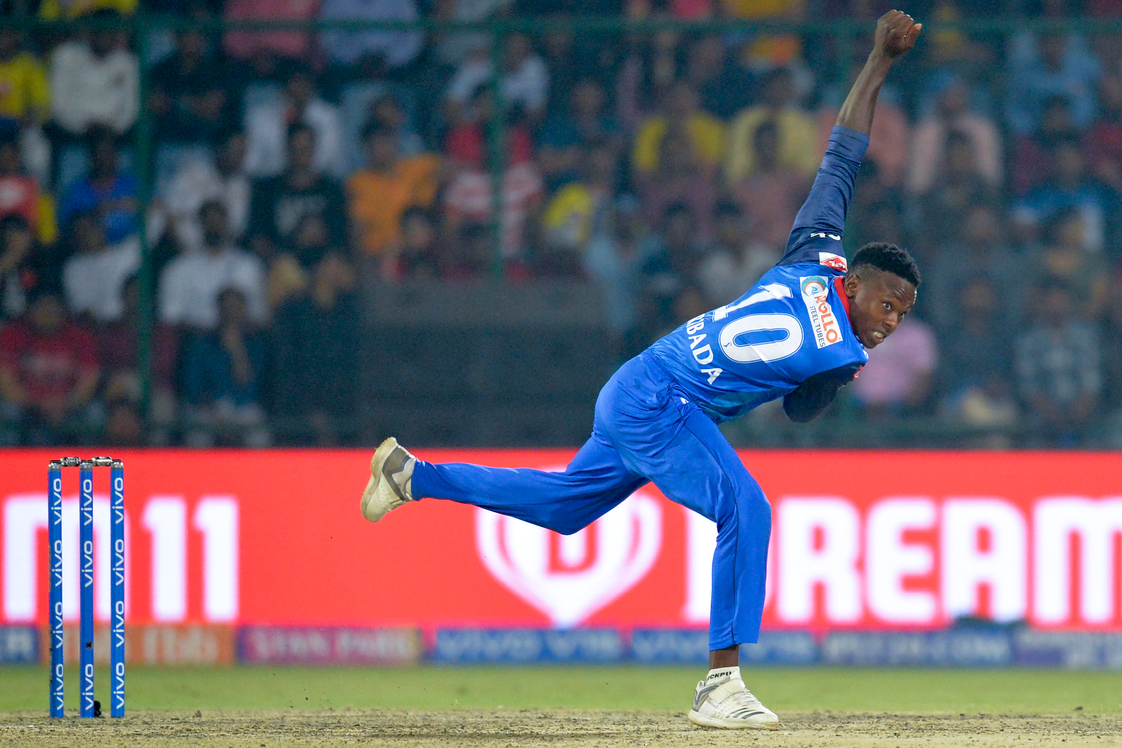 Kagiso Rabada leads Capitals to thrilling victory in Super Over