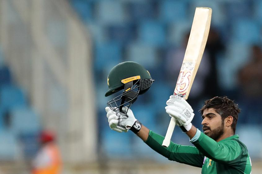 Haris Sohail's hundred couldn't prevent a fifth Pakistan defeat