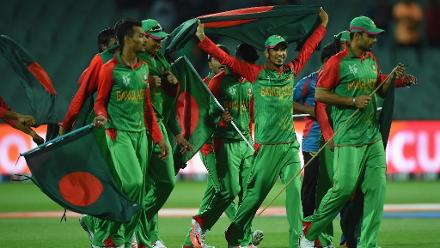CWC Greatest Moments - Bangladesh knock out England in 2015