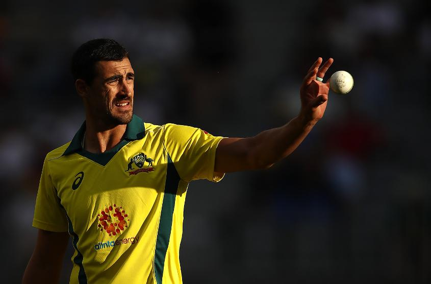 Mitchell Starc is expected to be Australia's first-choice left-arm pace bowler