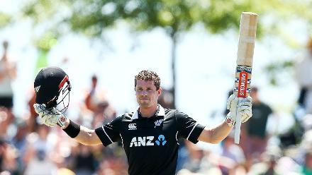 Henry Nicholls: New Zealand's third-highest ODI run-getter in last 12 months
