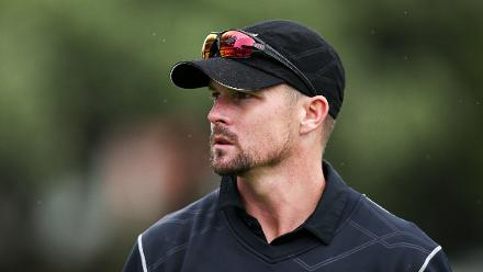 Colin Munro: He missed out on a place in the 2015 squad, but will now play his first ever CWC!