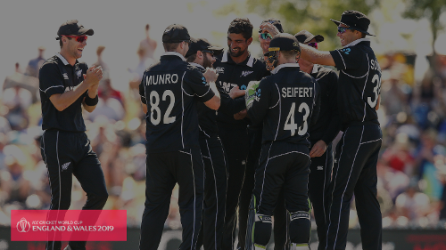 Cricket World Cup 2019: New Zealand squad