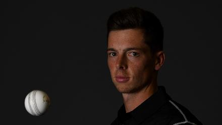 Mitchell Santner: The left-arm spinner will play in his first CWC this year