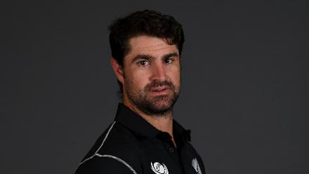 Colin de Grandhomme: A key all-rounder in New Zealand's white-ball set-up