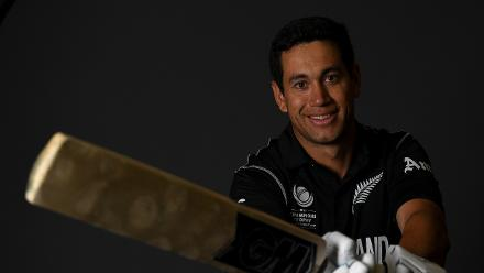 Ross Taylor: Most experienced campaigner of the squad, he will play in his fourth CWC