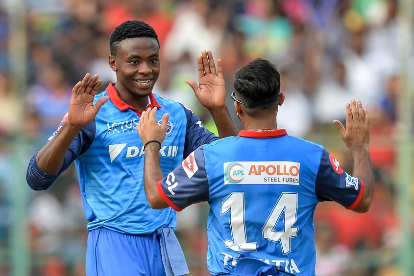 Rabada took 25 wickets in this year's IPL before returning home to recover from his injury