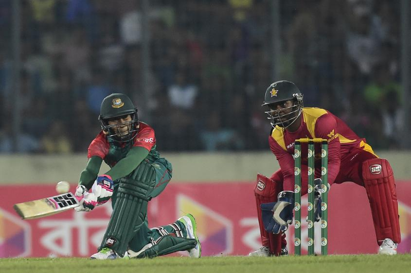 Chakabva last played for Zimbabwe in ODIs in 2015