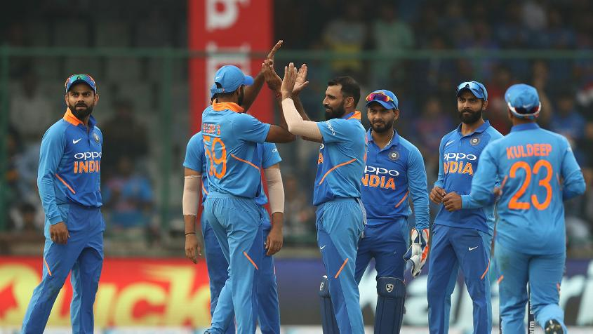India announced their 15-man squad on 15 April